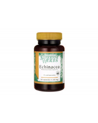 Echinacea Standardized 200 мг 60 капсули | Swanson