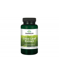 Extra Strength Olive Leaf Extract 750 мг 60 капсули | Swanson