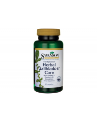 Full Spectrum Herbal Gallbladder Care 60 капсули | Swanson