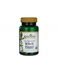 Full Spectrum Witch Hazel 400 мг 60 капсули | Swanson