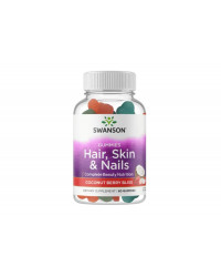 Hair, Skin & Nails Gummies 60 желирани таблетки | Swanson