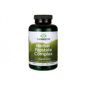 Herbal Prostate Complex 200 капсули | Swanson