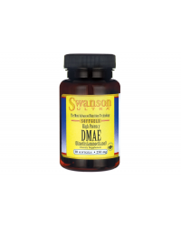 High Potency DMAE 250 мг 30 гел-капсули | Swanson