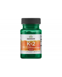 Highly Efficient Natural Vitamin K2 100 мкг 30 Софт Гел | Swanson