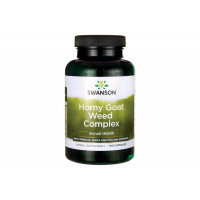 Horny Goat Weed Complex 120 капсули   Swanson