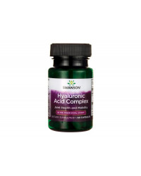 Hyaluronic Acid Complex 90 капсули | Swanson