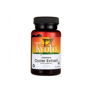 Japanese Oyster Extract 500 мг 60 капсули | Swanson