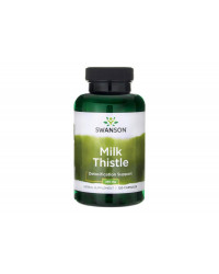 Milk Thistle (Standardized) 500 мг 120 капсули | Swanson