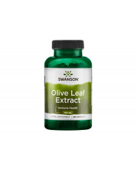 Olive Leaf Extract 500 мг 120 капсули | Swanson