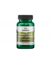 Purple Antioxidants Fruit & Veggie Complex 60 веге капсули | Swanson