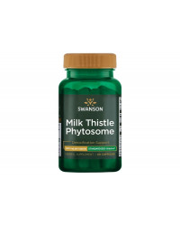 Siliphos Milk Thistle Phytosome 300 мг 60 капсули | Swanson