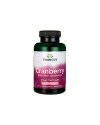 Super Strength Cranberry Concentrate 60 гел-капсули   Swanson