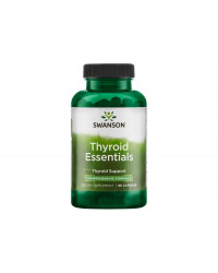 Thyroid Essentials 90 капсули | Swanson