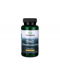 TMG (Trimethylglycine) 500 мг 90 капсули | Swanson