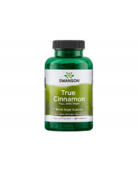 True Cinnamon Full Spectrum 120 капсули | Swanson