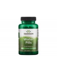 Water Pills 4-in1 Herbal Formula 120 таблетки | Swanson