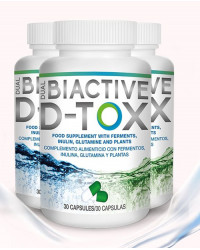 Dual Biactive D-Tox 30 капсули