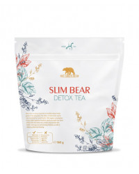 Slim Bear Detox Tea 160 гр | The Green Bear