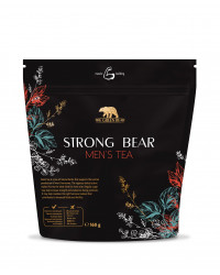 Strong Bear Men's Tea 160 гр | The Green Bear