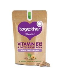 Минерален комплекс с B12 60 капсули Together Health