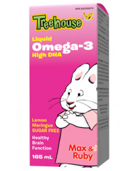 TREEHOUSE™ Омега-3 за Деца 833 мг 165 мл | Webber Naturals