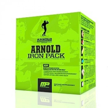 MusclePharm Arnold Series Iron Pack | 20/30 дози