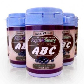 ABC Акай Бери 100% Original (ABC Acai Berry 100% Original)